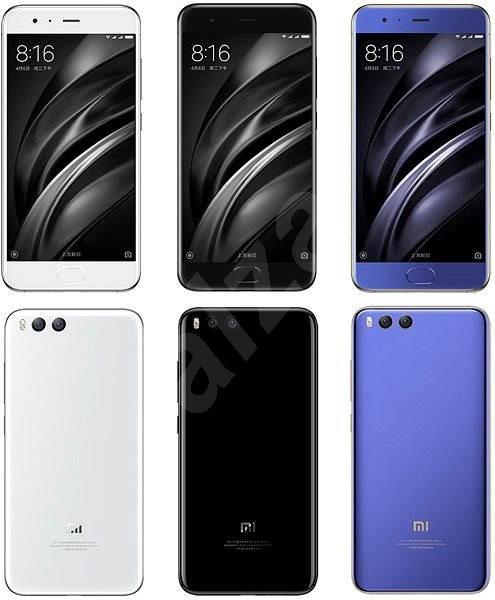 Xiaomi Mi6 - Mobilní telefon