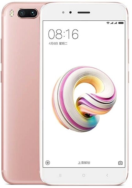 Xiaomi Mi A1 LTE 64GB Rose Gold