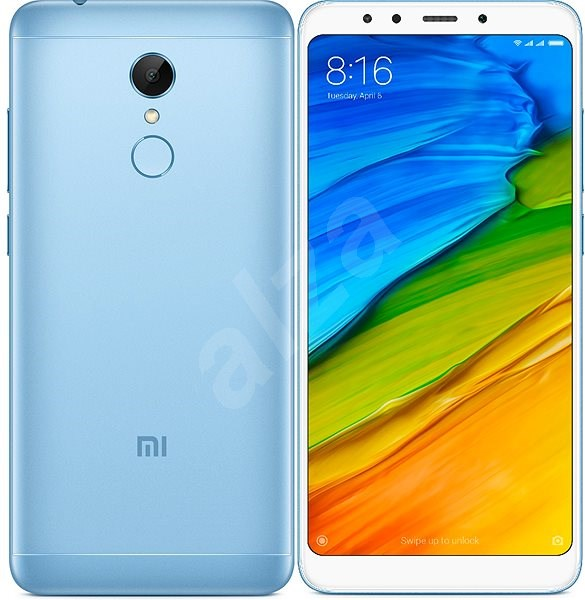 Xiaomi Redmi 5 32GB LTE Blue - Mobilní telefon  4f487ec653
