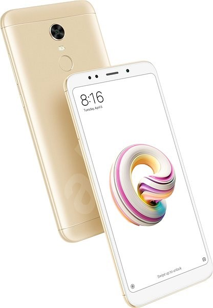 Xiaomi Redmi 5 Plus 64GB LTE Gold