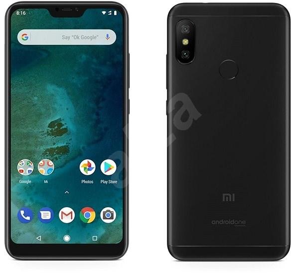 Xiaomi Mi A2 Lite 64GB LTE Černý - Mobilní telefon