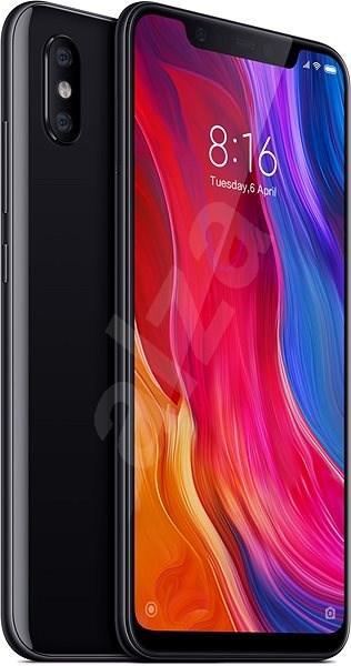 Xiaomi Mi 8 128GB LTE Černý - Mobilní telefon