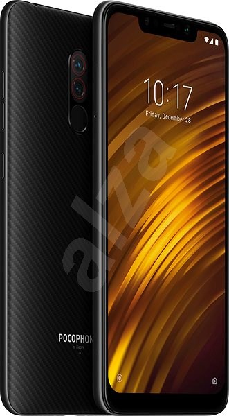 Xiaomi Pocophone F1 LTE 128GB armored - Mobilní telefon