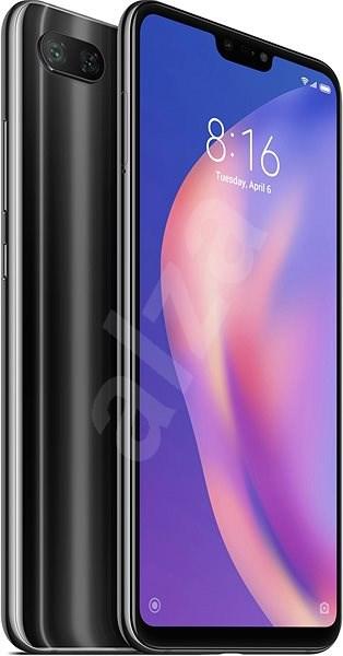 Xiaomi Mi 8 Lite 64GB LTE černá - Mobilní telefon