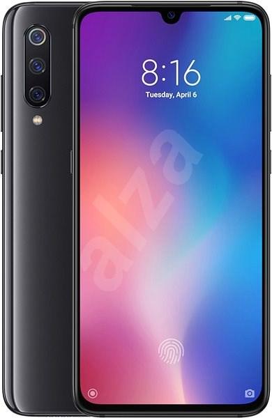 Xiaomi Mi 9 LTE 64GB černá - Mobilní telefon