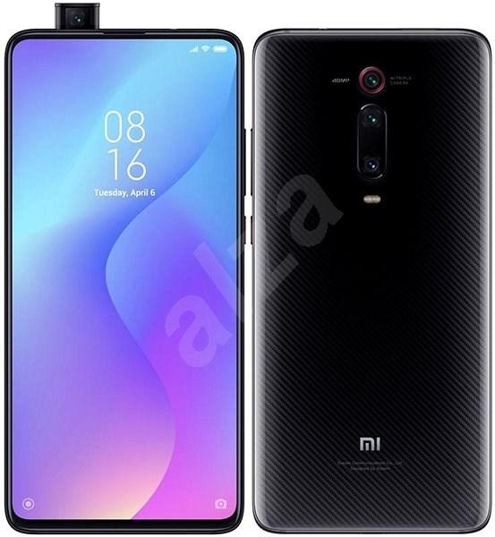 Xiaomi Mi 9T LTE 64GB černá - Mobilní telefon