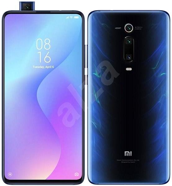 Xiaomi Mi 9T LTE 128GB modrá - Mobilní telefon