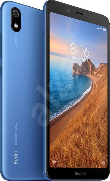 Xiaomi Redmi 7A LTE 16GB modrá - Mobilní telefon