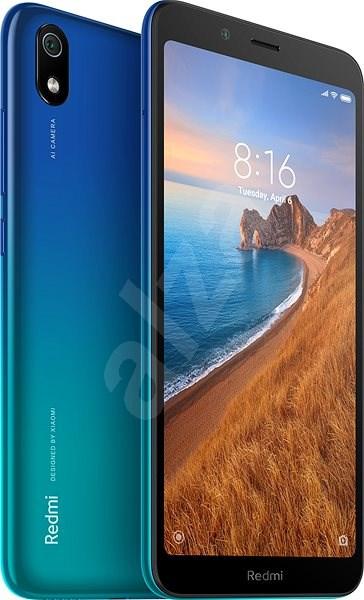 Xiaomi Redmi 7A LTE 32GB gradientní modrá - Mobilní telefon