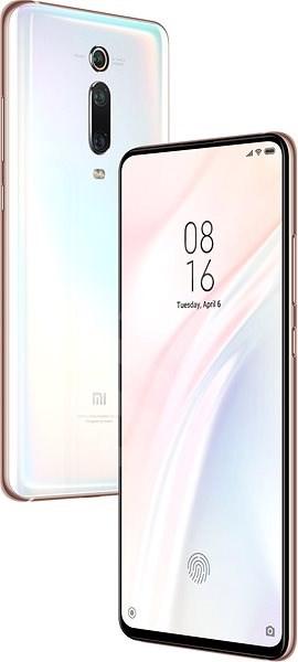 Xiaomi Mi 9T Pro LTE 64GB bílá - Mobilní telefon