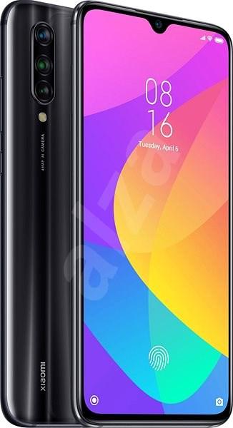 Xiaomi Mi 9 Lite LTE 64GB šedá - Mobilní telefon