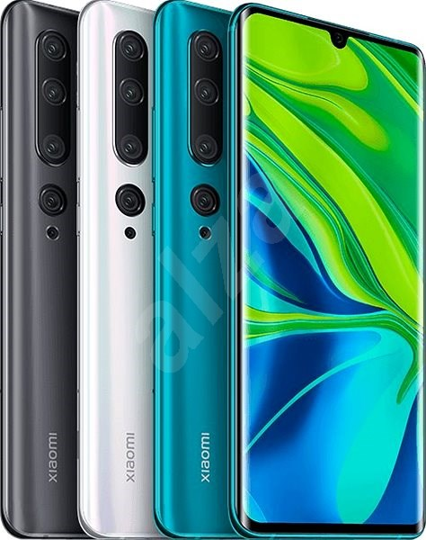 Xiaomi Mi Note 10 Pro LTE 256GB - Mobilní telefon