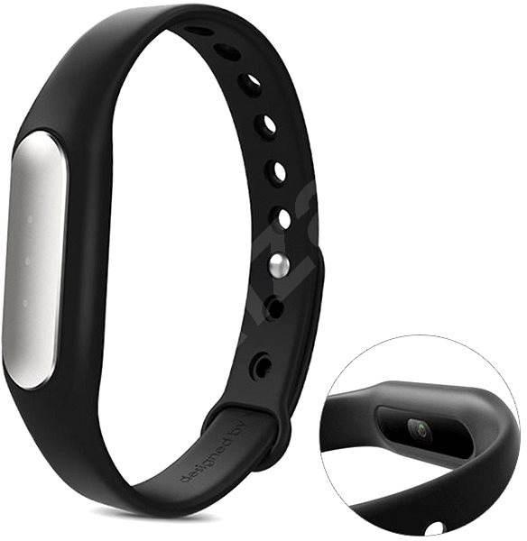 Xiaomi MiBand 1S černý - Fitness náramek
