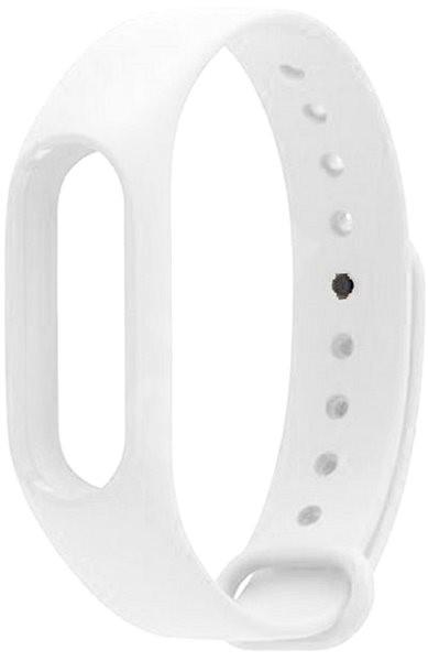 Apei Mi Band 2 náramek bílý - řemínek  c61823d11f7