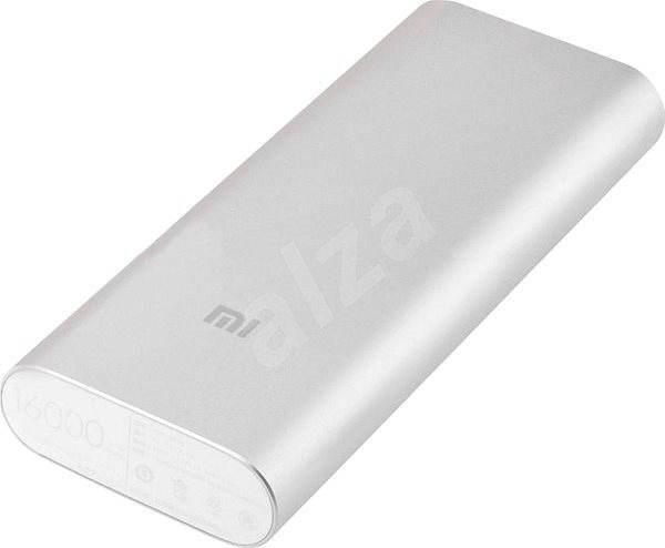 Xiaomi Power Bank 16000 mAh Silver - Powerbanka
