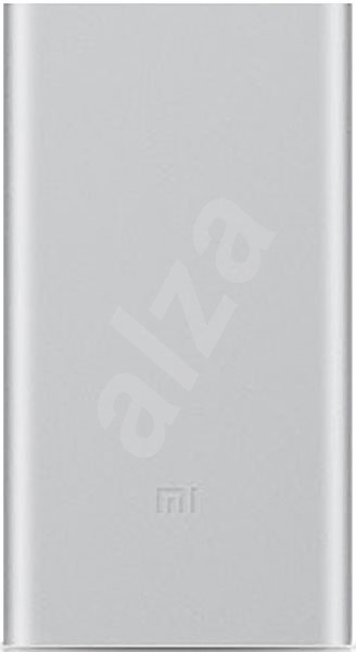 Xiaomi Mi Power Bank 2 10000mAh Silver - Powerbanka