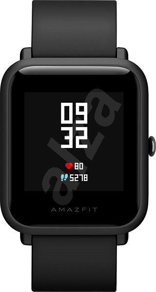 Xiaomi Amazfit Bip Black - Chytré hodinky