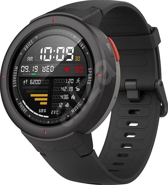 0bd5d7806e4 Xiaomi Amazfit Verge Grey - Chytré hodinky