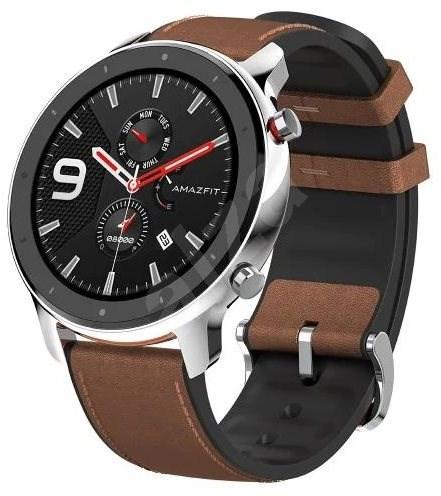 Xiaomi Amazfit GTR 47mm Stainless Steel - Chytré hodinky