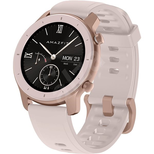 Xiaomi Amazfit GTR 42mm Pink - Chytré hodinky