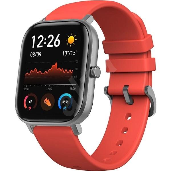 Xiaomi Amazfit GTS Orange - Chytré hodinky