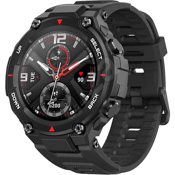 Xiaomi Amazfit T-Rex Rock Black - Chytré hodinky