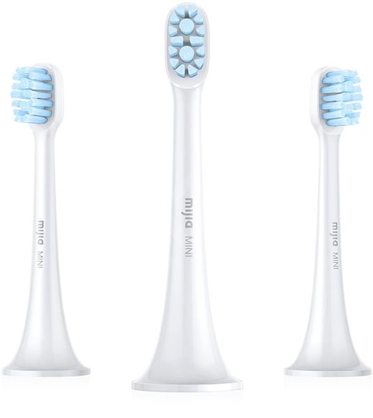 Xiaomi Mi Electric Toothbrush Head (3-pack. mini) Light Grey - Náhradní hlavice