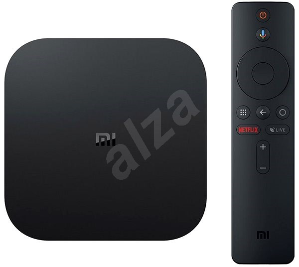 Xiaomi Mi TV Box S EU - Multimediální centrum