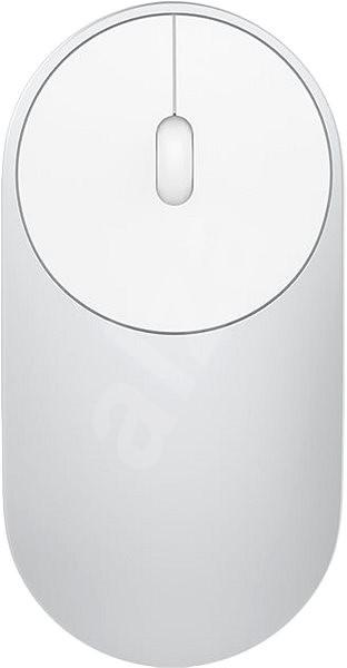 Xiaomi Portable Mouse Silver - Myš