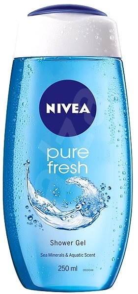 NIVEA Pure Fresh 250 ml - Sprchový gel