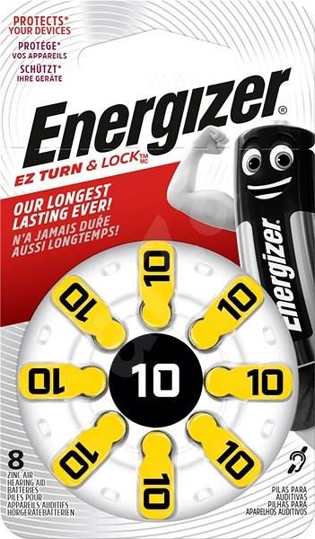 Energizer 10 DP-8 pro audioprotetiku - Knoflíkové baterie