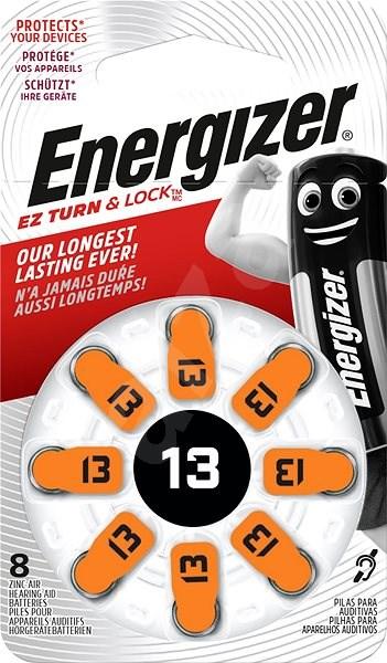 Energizer 13 DP-8 pro audioprotetiku - Knoflíkové baterie
