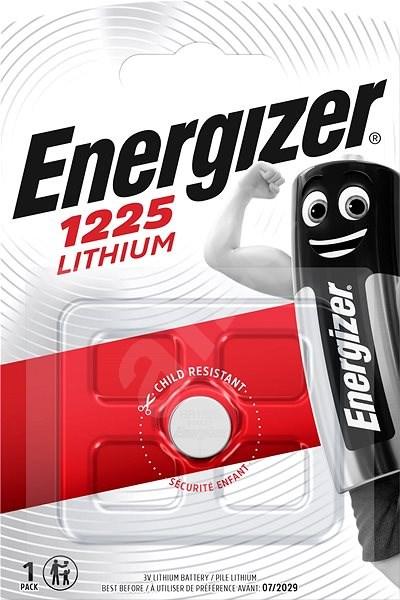 Energizer Lithiová knoflíková baterie CR1225  - Knoflíkové baterie