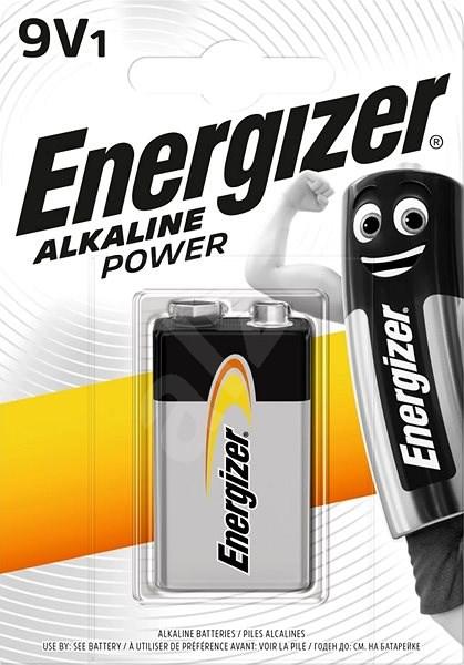 Energizer Alkaline Power 9V - Jednorázová baterie