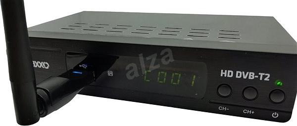 Maxxo DVB-T2 HEVC/H.265 wifi - Set-top box