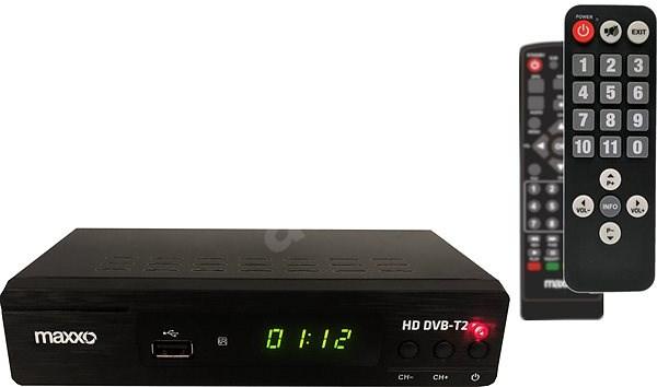 Maxxo DVB-T2 HEVC/H.265 Senior - Set-top box