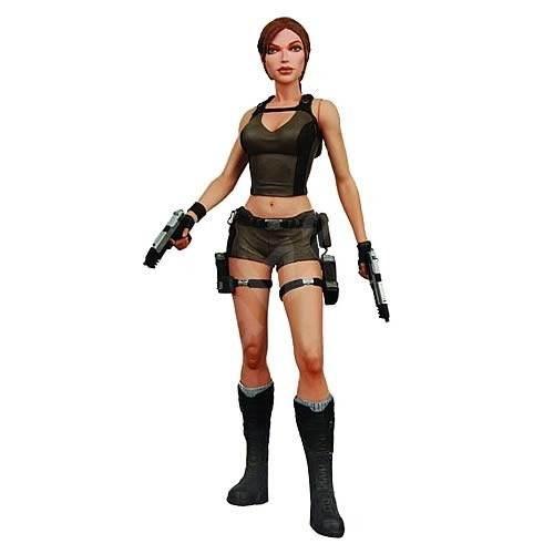 NECA Tomb Raider - Figurka  02842b4525