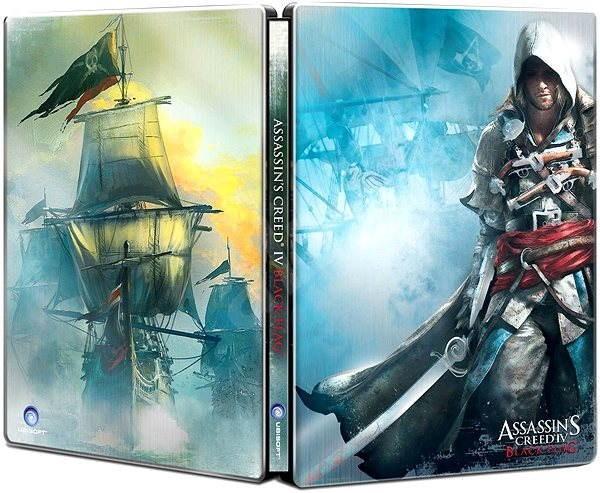 Assasins Creed Steelbook (Xbox 360) - Krabička