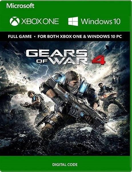 Gears of War 4 - Elektronická licence