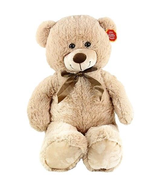 Rappa Medvěd 80 cm světlý - Plyšák
