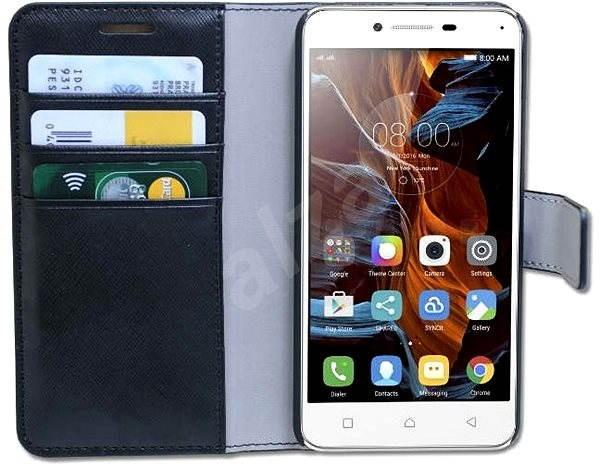 Lenovo Flip Case K5 Black - Pouzdro na mobilní telefon  cbad5e74a63