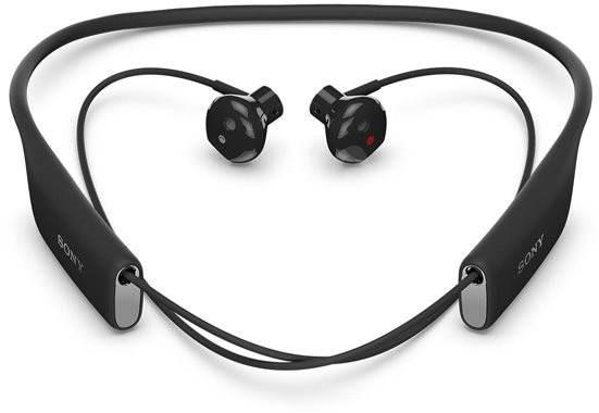 Sony Bluetooth Stereo Headset SBH70 Black - Náhlavní souprava