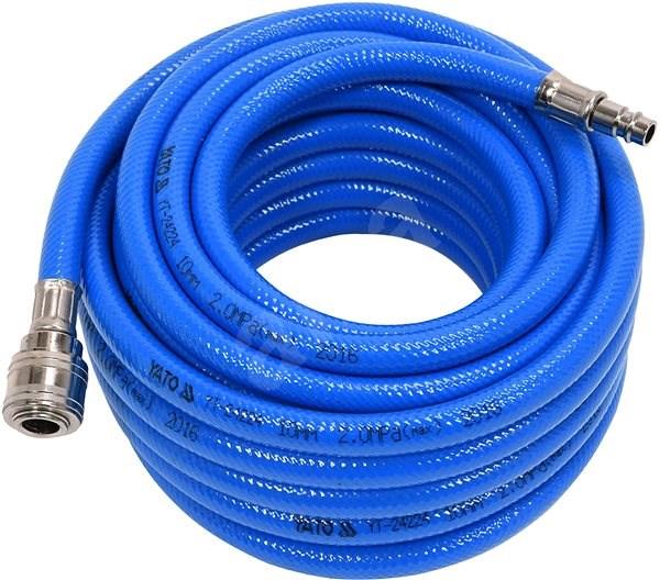 YATO PVC 10mm, 10m - Vzduchová hadice