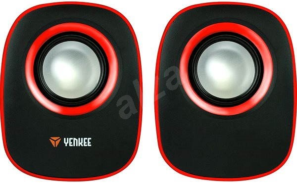 Yenkee YSP 2001RD červené - Reproduktory