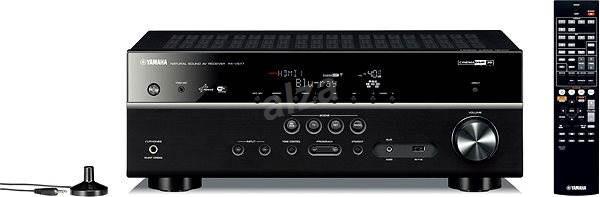 YAMAHA RX-V577 černý - AV receiver
