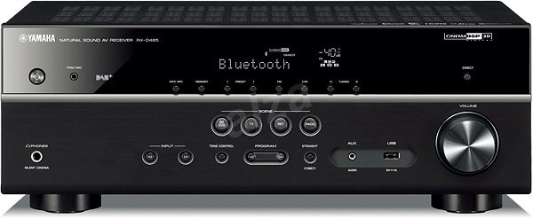 YAMAHA RX-D485 černý - AV receiver