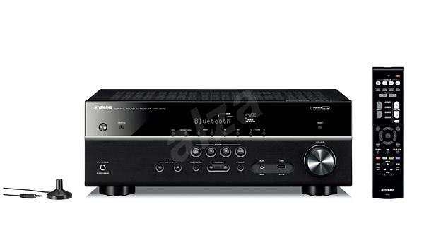 YAMAHA HTR-3072 černý - AV receiver