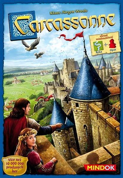 Carcassonne - Společenská hra