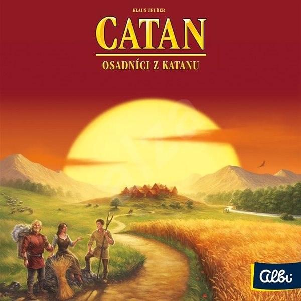 Catan - Osadníci zKatanu - Společenská hra