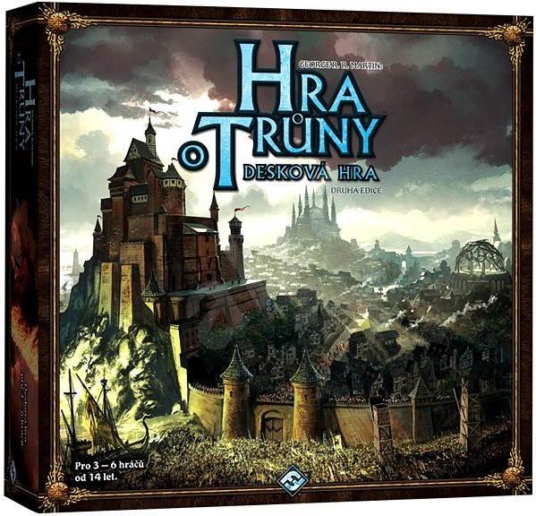 Hra o Trůny  - Společenská hra